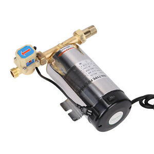 150W Water Booster Mains Pressure Shower Pump Electric Home Boost Domestic New
