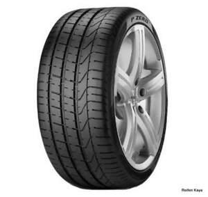 Pirelli Pzero 225/50 R18 99W * XL Sommerreifen paar 2 Stk NEU SUV