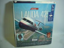 Sealed Lauda 425 Flight Simulator on CD ATC Upgrade - Lauda Air - Microsoft