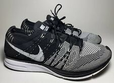 """Nike Air Flyknit Trainer+ """"Oreo"""" US 7 [532984-010]"""