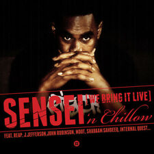 Sensei 'N Chillow - We Bring It Live [New CD]