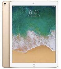 Apple iPad Pro 2nd Gen. 256GB, Wi-Fi + 4G (Unlocked), 12.9 in - Gold