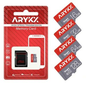 Memory Card Class 10 TF 64GB 32GB 16GB for Android Mp3 Tablet Samsung