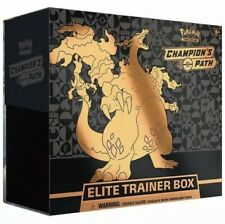 Pokemon Champions Path Elite Trainer Box - New and Sealed - UK Seller - In Hand