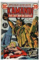 NM- Kamandi 6 1973 Kirby art 9.2 50/% off Price Guide!