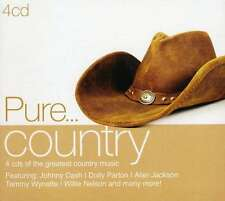 Pure...country - BOX [4 CD] SONY MUSIC