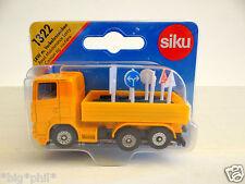Siku 1322 Road Maintenance Lorry (A+/A)
