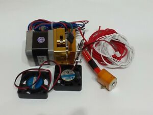 Extruder Kit MK8 40W Update Nema17 For Prusa I3 Reprap 3D Printer