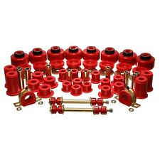 Energy Suspension 3.18129R Red Poly Chevy GMC C1500 99-07 Master Bushing Kit