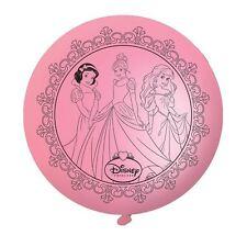 Disney Princess Latex Punching-ball Ballons 4pk Anniversaire Décoration De Fête