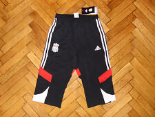Liverpool Soccer Shorts Adidas Football 3/4 Training Pants Kids Formotion Boys