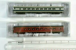 WALTHERS N SCALE #932-55076 Norfolk & Western + #932-55077 Missouri Pacific