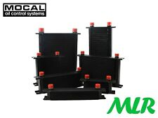 MOCAL 25 ROW M22X1.5 HEAVY DUTY UNIVERSAL ENGINE OIL COOLER OC1252-105HD ADL