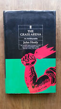 John Healy – The Grass Arena (rare 1st/1st UK 1988 hb with dw) William Burroughs