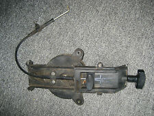 Johnson Evinrude outboard pull start 4hp 1987