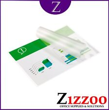 100 A4 LAMINATING POUCHES 150 MICRONS NOT CHEAP THIN ONES