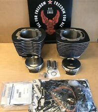 """110"""" Big Bore bolt on kit 2007-17 Touring & Softail Twin Cam for 98""""&103"""""""