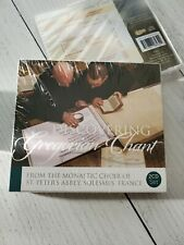 CD 2 Disc Set Discovering Gregorian Chant the Monks of Solesmes St Peter Abbey