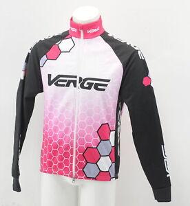 Verge Women's 2XL Thermal Winter Jacket Pink/White/Black Brand New