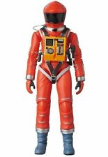 """2001: A SPACE ODYSSEY"". DAVID BOWMAN ORANGE SPACE SUIT. MAFEX. MEDICOM."