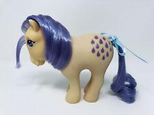 My Little Pony Vintage G1 MLP ~ Lemon Drop ~ Show Stable Pony ~ Cute!