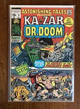 Astonishing Tales #3 (Dec 1970, Marvel)