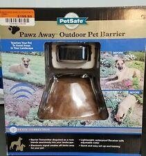 New listing Brand New PetSafe Pawz Away Outdoor Pet Barrier System Pwf00-11923 Nib