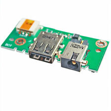 USB IN BOARD DC POWER JACK FOR ASUS X401A X401A-HCL1221 X401A-WX060 X401A-WX089V