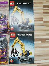 Lego Technic Zangenbagger 42006