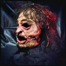 '06 TCM6 Leatherface Mask - HD pics, detail. Also for Myers Jason & Freddy Fans!