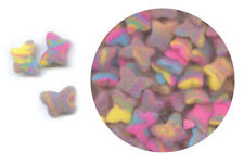 MARBLED BUTTERFLY EDIBLE CONFETTI FOR CAKE POPS & CAKE DECORATING