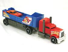 Hotwheels Tranfer Truck,car matchbook,toys,trucks,die cast,vehicles,hobbies,gift