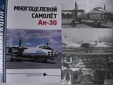 Russian Multi-Purpose Plane Antonov An-30 Clank  Aircraft  AVK