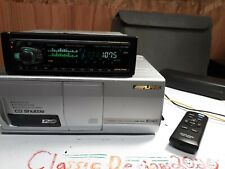 Rare Old School Alpine Cta1502 Car Stereo Cd Changer Spectrum Analyzer Bbe Audio