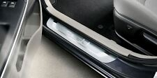 Kia Cee'd Sportswagon Door Sill Guards / Protectors - Metallic (A2450ADE00)
