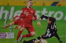 FRANCK RIBERY - A3 Poster (ca. 42 x 28 cm) - Fußball Clippings Fan Sammlung NEU