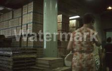 1964 L & M Lark Cigarette Factory Warehouse Richmond VA Original Afga 35mm Slide