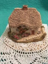 """Vintage Lilliput Lane """" Clover Cottage� Signed And Dated 1988/1990 Made In U.K."""