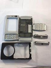 Genuine Nokia N95 Silver Replacement Housing Front Fasica And Keypad