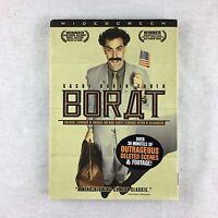 Borat  DVD Sacha Baron Cohen, Ken Davitian, Luenell, Chester, Charlie