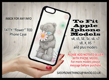 Tatty Teddy Me to You Bear Flower Ted Phone Case Cover