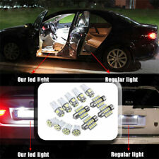13PCS T10 Super White SMD LED Light Interior Package Kit For 2004-2012 Ford BMW