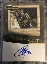 2009 Press Pass Fusion Stephen Curry  Rookie Card #TT-SC Rare; 51/85 AUTO!!!