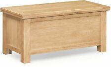 Solid Wood Contemporary Blanket Chests