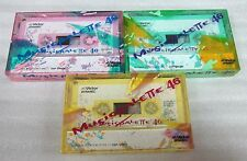 VICTOR MUSIC PALETTE 46 3 NICE TAPES № 96