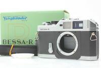 *Boxed Top Mint* Voigtlander Bessa R 35mm Film Rangefinder Camera L39 LTM JAPAN