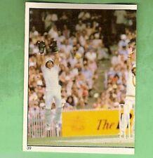 Scanlens Rod Marsh Cricket Trading Cards