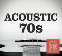 Various Artists - Acoustic 70s / Various [New CD] UK - Import