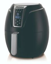 Air Fryer with Digital Led Touch Display 1400 Watts - 3.2L Capacity (1802)