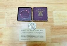 More details for 1951 fdc crown - festival of britain- george vi - boxed with original paperwork